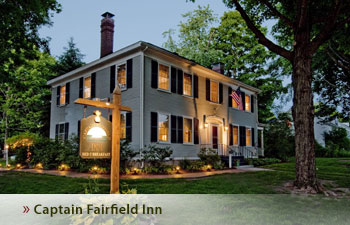 Captain Fairfield Inn