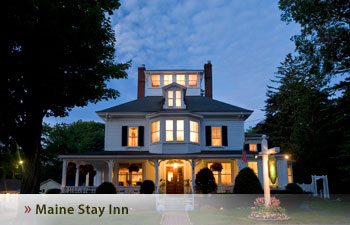 Maine Stay Inn and Cottages